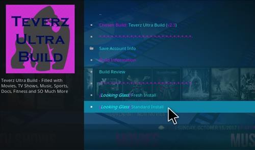 How to Install Teverz Ultra Kodi Build with Screenshots step 26