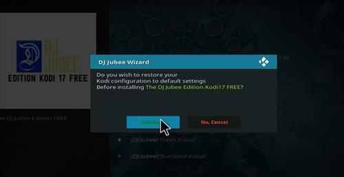 How to Install The DJ Jubee Build Kodi with Screenshots step 19