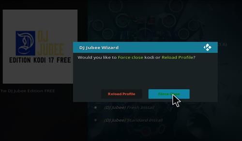 How to Install The DJ Jubee Build Kodi with Screenshots step 21