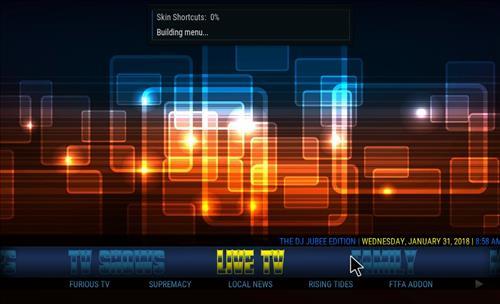 How to Install The DJ Jubee Build Kodi with Screenshots step 22