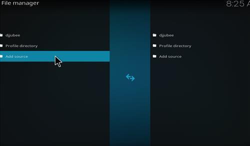 How to Install The DJ Jubee Build Kodi with Screenshots step 3