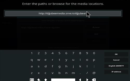 How to Install The DJ Jubee Build Kodi with Screenshots step 5