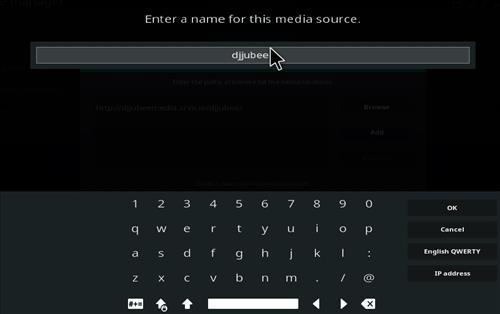 How to Install The DJ Jubee Build Kodi with Screenshots step 6