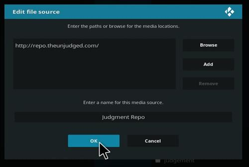 How to Install Verdict Kodi Add-on with Screenshots step 7