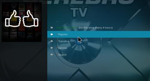 How top Install Cerebro Strictly HD Movies Kodi Add-on with Screenshots pic 2