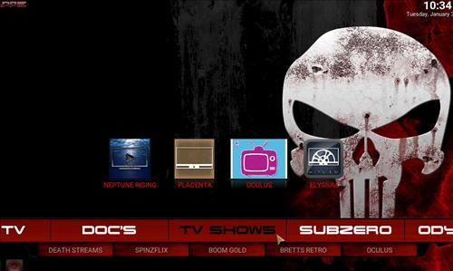 best kodi build chappie family red edition pic 2
