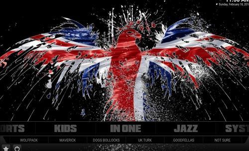 Best New Kodi Builds March Jazz build pic 2