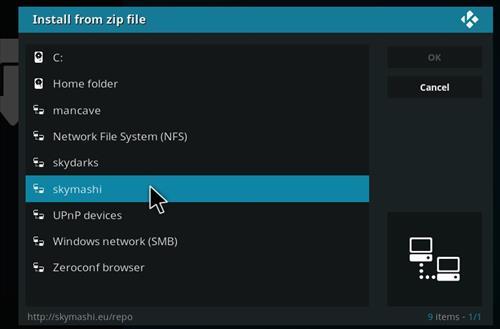 How to Install Bangon Pinoy Kodi Add-on with Screenshots step 11