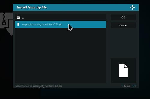 How to Install Bangon Pinoy Kodi Add-on with Screenshots step 12