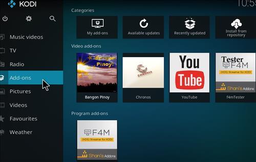 How to Install Bangon Pinoy Kodi Add-on with Screenshots step 8