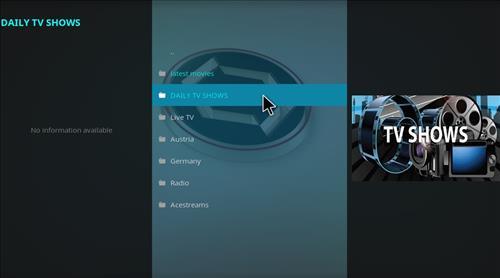 How to Install Chronos Kodi Add-on with Screenshots pic 2