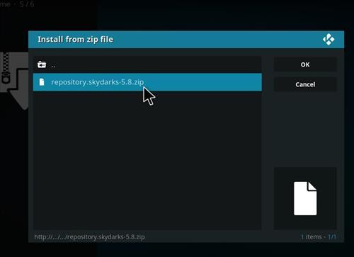How to Install Chronos Kodi Add-on with Screenshots step 12