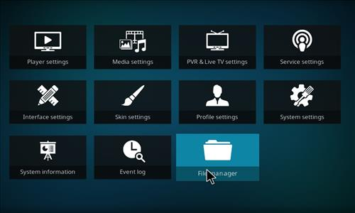 How to Install Chronos Kodi Add-on with Screenshots step 2