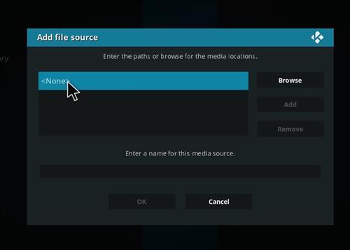 How to Install Chronos Kodi Add-on with Screenshots step 4