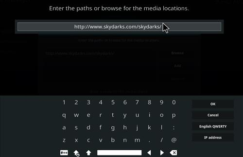 How to Install Chronos Kodi Add-on with Screenshots step 5