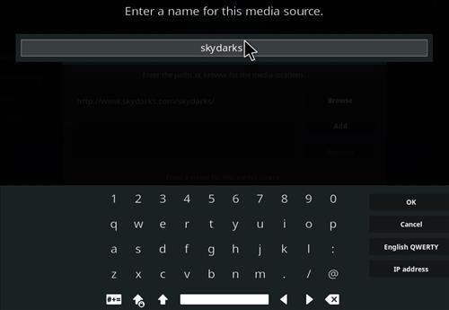 How to Install Chronos Kodi Add-on with Screenshots step 6