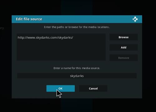 How to Install Chronos Kodi Add-on with Screenshots step 7