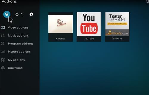How to Install Chronos Kodi Add-on with Screenshots step 9