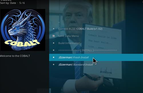 How to Install Cobalt Kodi Build with Screenshots step 18