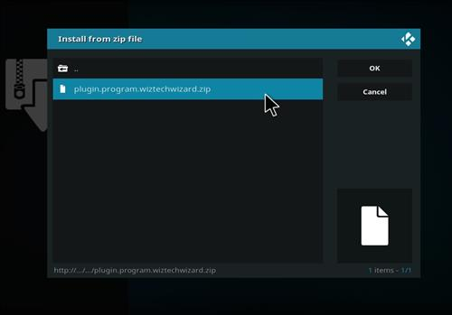 How to Install Deception Kodi Build Leia 18 with Screenshots step 12