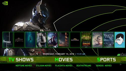 How to Install Eden Nvidia Kodi Build with Screenshots pic 1