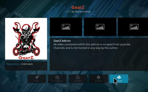 How to Install GearZ Kodi Add-on with Screenshots step 18