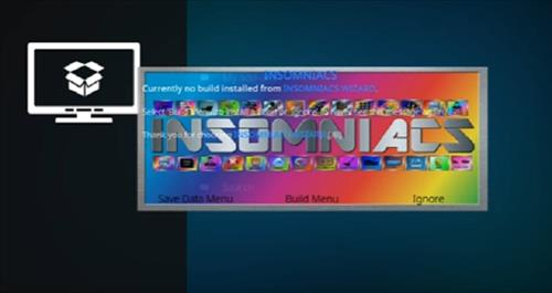 How to Install Insomniacs Kodi Build with Screenshots step 14