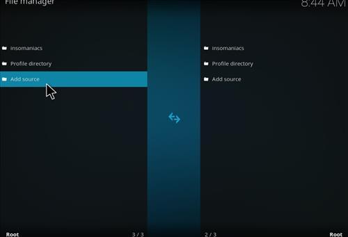How to Install Insomniacs Kodi Build with Screenshots step 3
