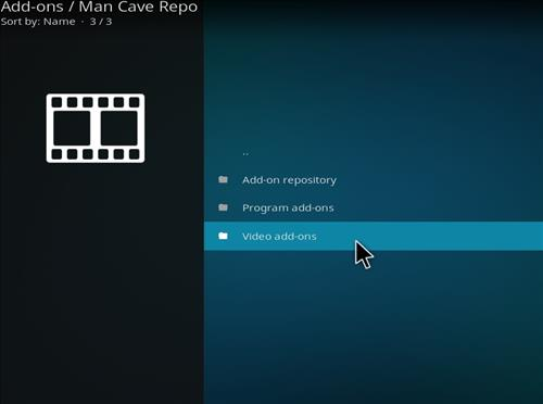 How to Install Man Cave Flix Kodi Add-on with Screenshots step 17