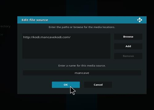 How to Install Man Cave Flix Kodi Add-on with Screenshots step 7