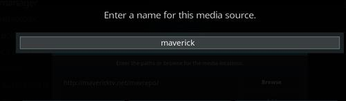 How to Install Maverick TV Kodi Add-on with Screenshots step 6