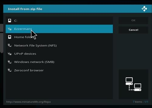 How to Install Nebula Kodi Build with Screenshots step 11