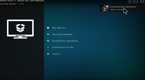 How to Install Nebula Kodi Build with Screenshots step 13
