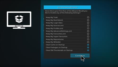 How to Install Nebula Kodi Build with Screenshots step 15