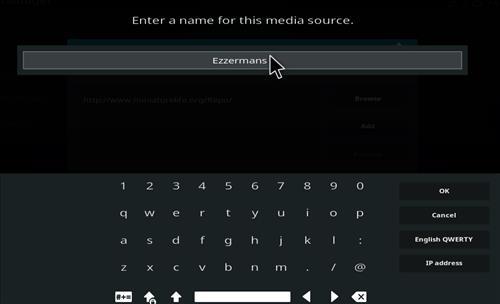 How to Install Nebula Kodi Build with Screenshots step 6