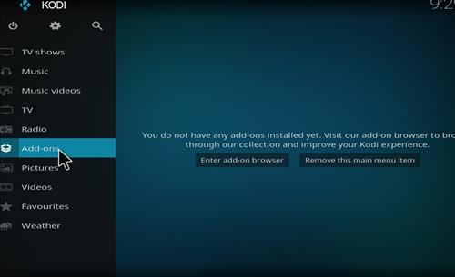 How to Install Nebula Kodi Build with Screenshots step 8