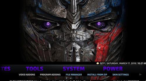 How to Install No Limits Magic Build Kodi Krypton pic 7