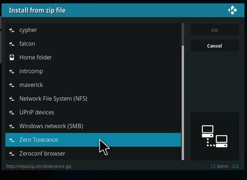 How to Install SG Music Box Kodi Addon with Screenshots step 11