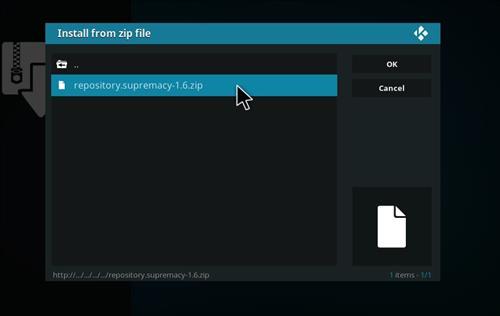 How to Install Scorpio HQ Streams Kodi Add-on with Screenshots step 13