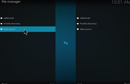How to Install Sparkle Kodi Add-on with Screenshots step 3