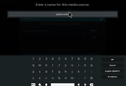 How to Install Sparkle Kodi Add-on with Screenshots step 6