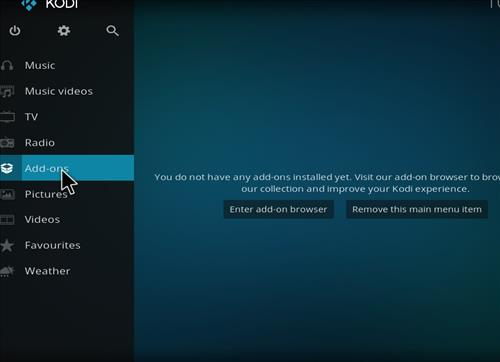 How to Install Sparkle Kodi Add-on with Screenshots step 8
