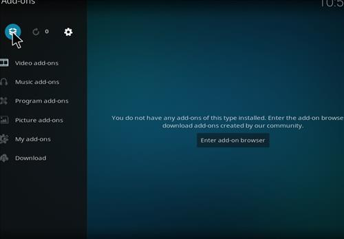How to Install Sparkle Kodi Add-on with Screenshots step 9