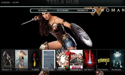 How to Install The Tesla Kodi Build with Screenshots pic 1