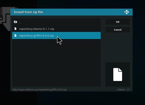 How to Install Uranus Kodi Add-on with Screenshots step 12