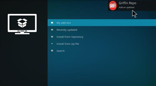 How to Install Uranus Kodi Add-on with Screenshots step 13