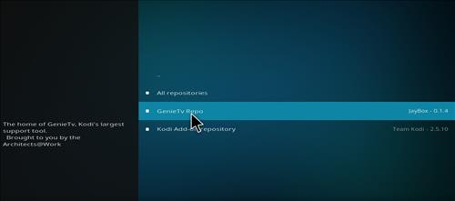 How to install Equinox Kodi Build with Screenshots step 15