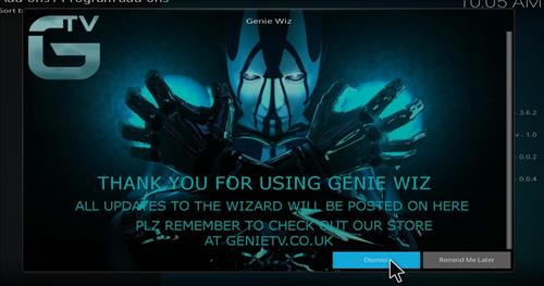 How to install Equinox Kodi Build with Screenshots step 20