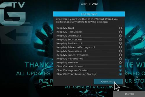 How to install Equinox Kodi Build with Screenshots step 21