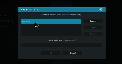 How to install Equinox Kodi Build with Screenshots step 4